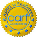 Carf Certification seal